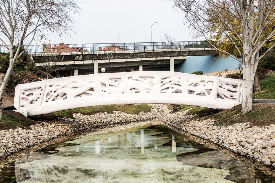 3D Baskı Evler: Alcobendas, Madrid'deki Castilla La Mancha