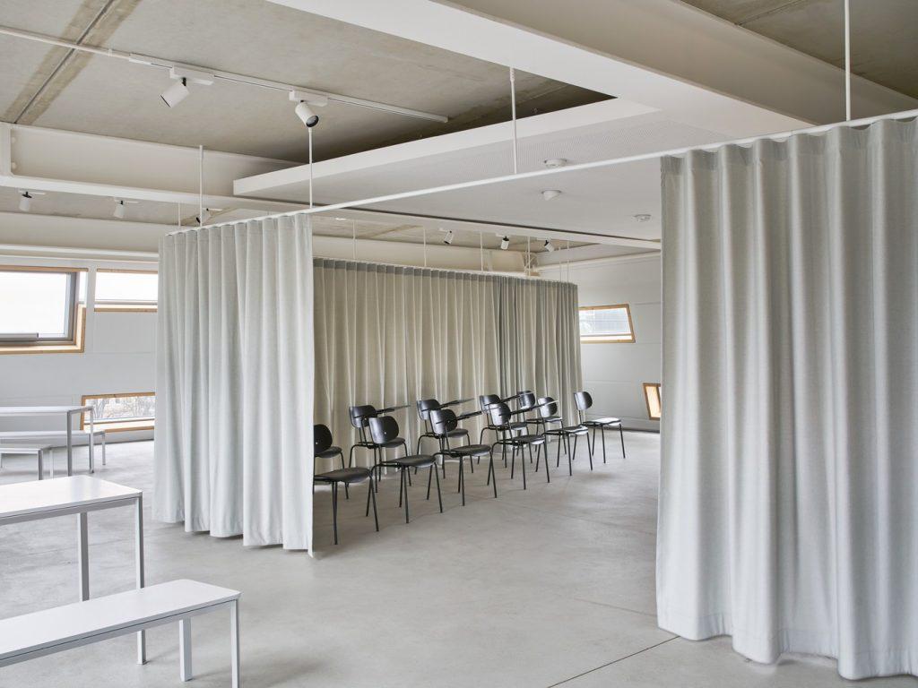Industry Leisure Multifunctional Spaces Gustav Düsing