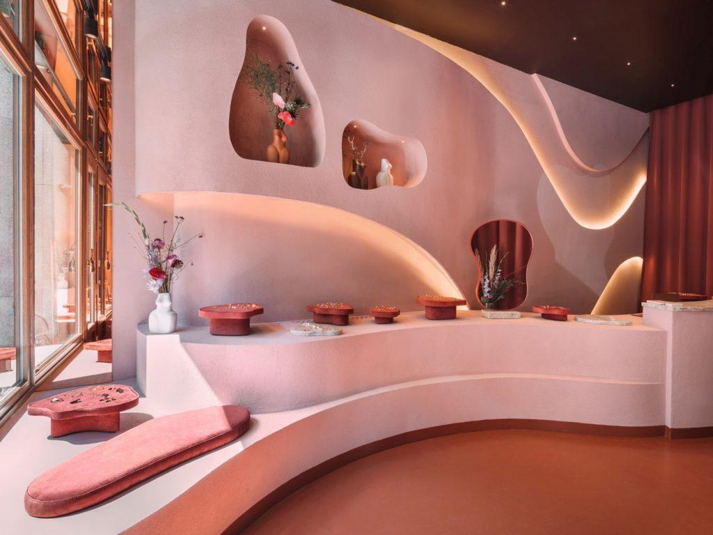 KOPI Jewellery Boutique NOKE Architects