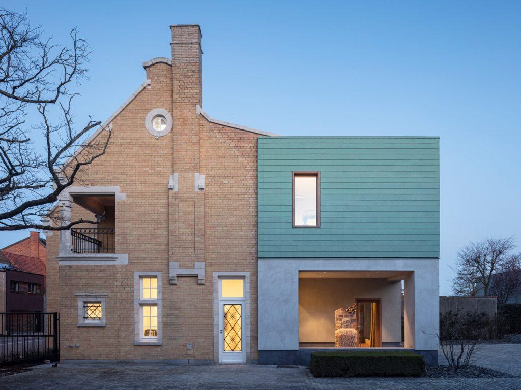 Monumenthuis Office Renovation Declerck Daels Architecten