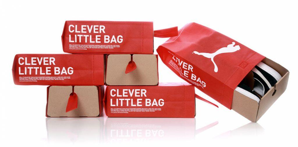 2021'de Yeşil Tasarım Yaklaşımları: Sürdürülebilir Tasarım Örneği Puma Clever Little Bag