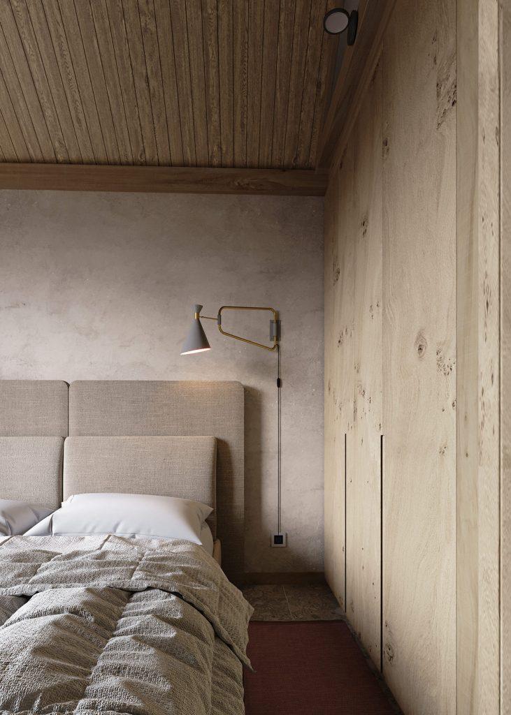 swing arm wall lamp 1