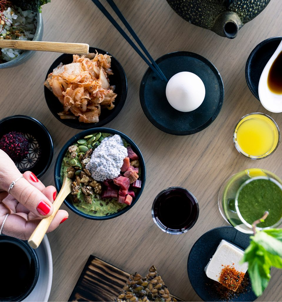 hobo hotel stockholm coliving shared dishes breakfast