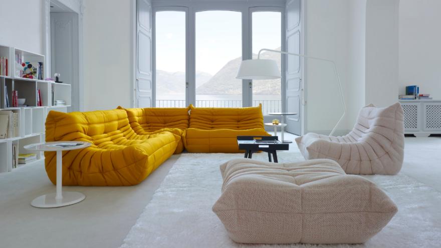 2022 Tekstil Trendleri: Yumuşak toprak tonları, kullanılan her odaya doğal bir ambiyans vererek, davetkâr bir yer haline getirir.